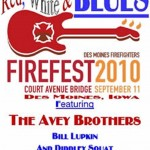 Firefest 2010  Red, White & Blues