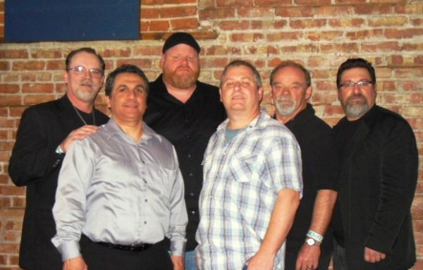 2014 Iowa Blues Challenge Band Champs The Mercury Brothers
