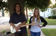 2015 International Blues Challenge Youth Showcase Sarah & Jesse