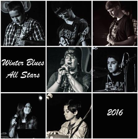 Winter Blues All Stars 2016