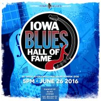 Iowa Blues Hall of Fame Party