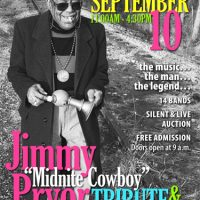 Jimmy Pryor Tribute & Show