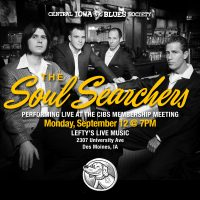 The Soul Searchers @ Membership Meeting - Sept 12 2016