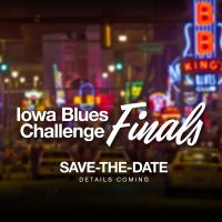 2017 Iowa Blues Challenge