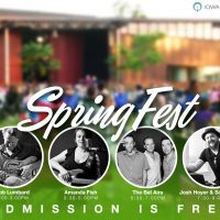 SpringFest May 28 - FREE EVENT!