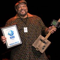 "Kevin ""B.F."" Burt wins big at the International Blues Challenge!"