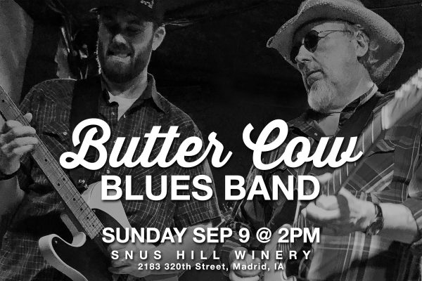 FREE event sponsored by The Central Iowa Blues Society