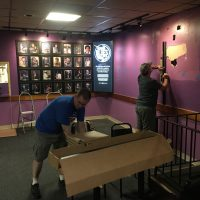 Iowa Blues Hall of Fame Renovation