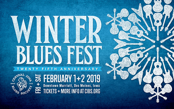 2019 winter blues fest central iowa blues society