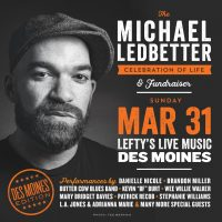 Michael Ledbetter Life Celebration and Fundraiser