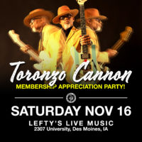 CIBS Membership Appreciation Party November 16 @ Lefty's