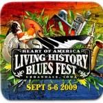 Living History Blues Fest 2009