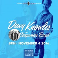 Davy Knowles & the Steepwater Band at Des Moines Social Club on November 4!