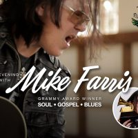 Mike Farris - March 6!