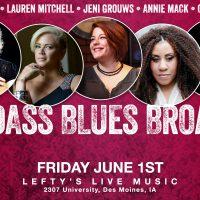 CIBS Blues Crier :: MAY 2018