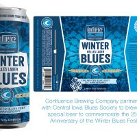 Winter Blues Helles Lager
