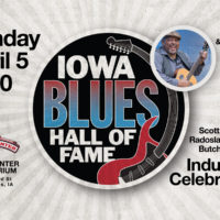 Iowa Blues Hall of Fame Class of 2020 Announced