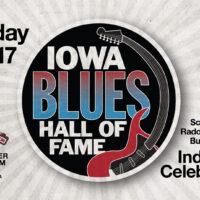 2021 Iowa Blues Hall of Fame Induction Celebration